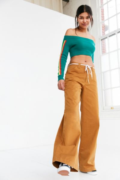 Silence + Noise Stacy Skater Chino Pant