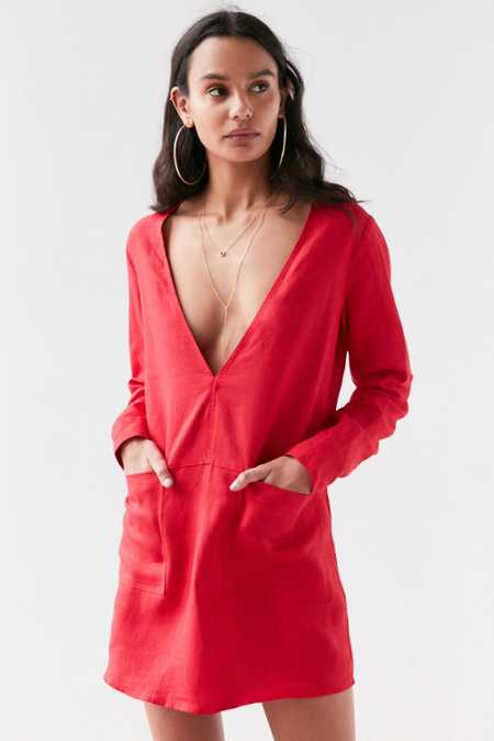 Dolce Vita Bethany V-Neck Shift Dress