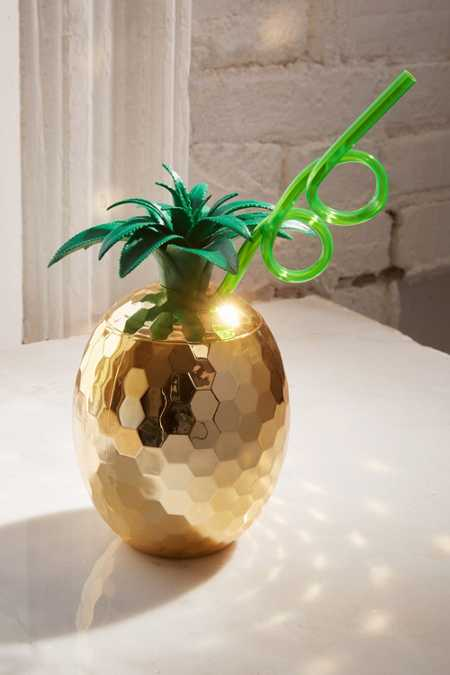 Disco Pineapple Sipper Cup