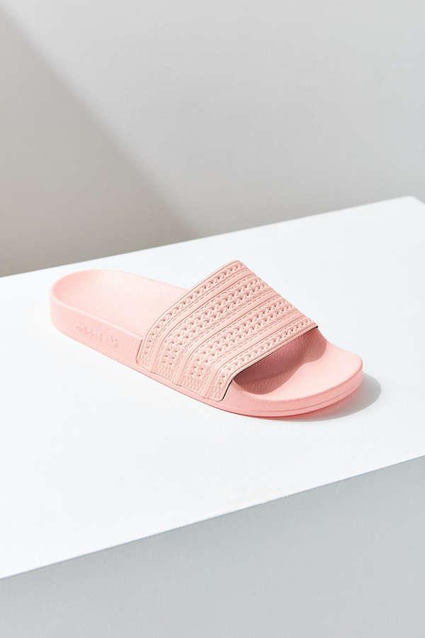 003828cb5a02c adidas Originals Adilette Mono Pool Slide