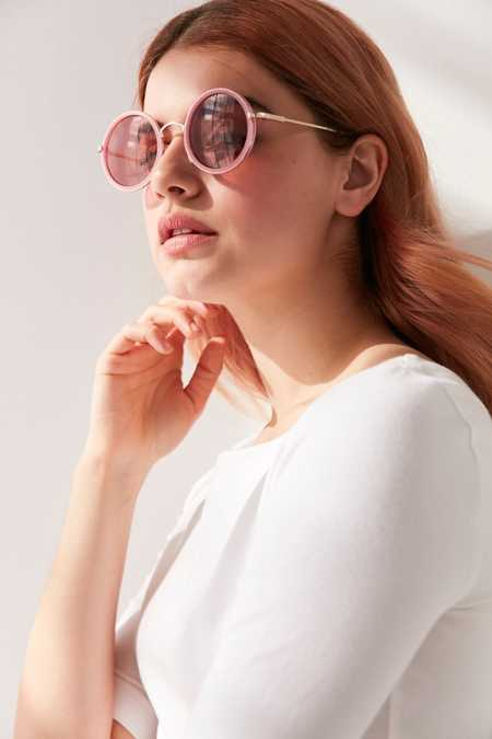 Sunshine Perfect Round Sunglasses