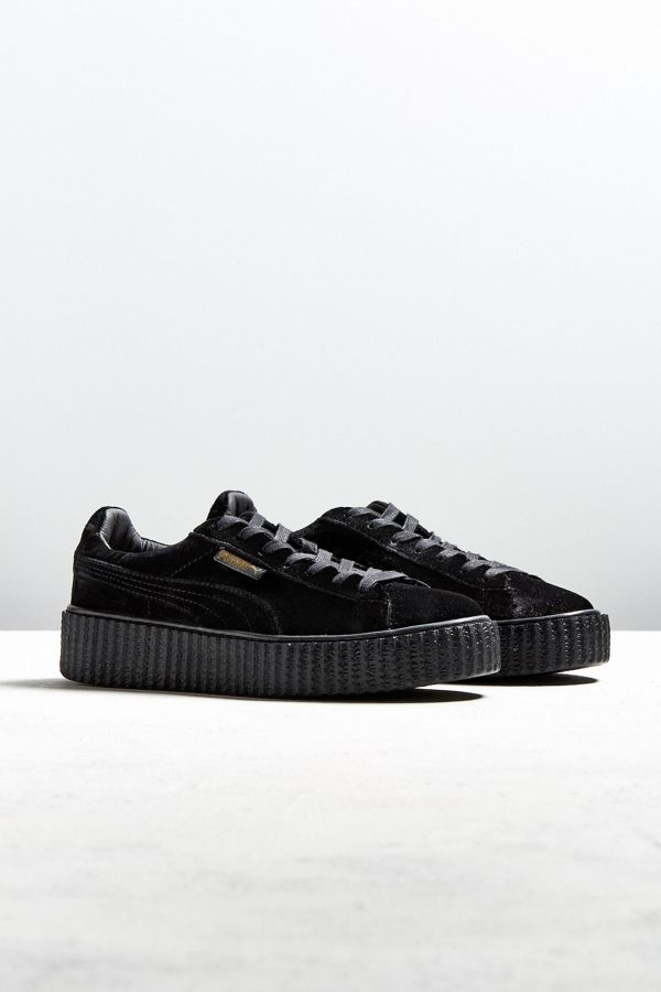 14d865cf61f7 Puma Fenty by Rihanna Men s Velvet Creeper Sneaker