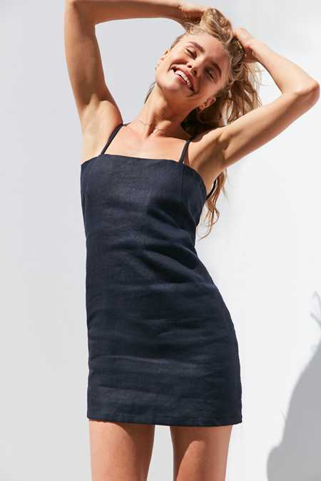 SIR the Label Gracie Tie-Back Dress