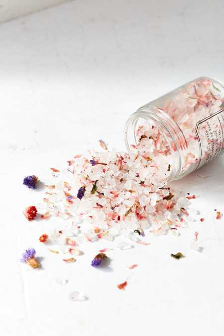 Rose Petal Bath Salt Soak