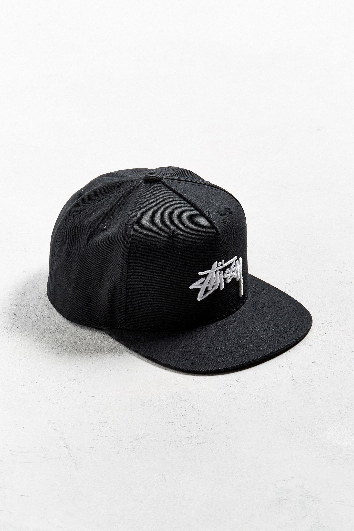 Stussy Snapback Hat  befa4844f49