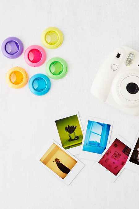 Mini Instax Color Filter Lens Set