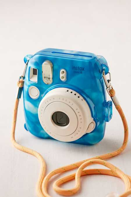 Fujifilm Instax Mini Marbled Waters Hard-Shell Camera Case