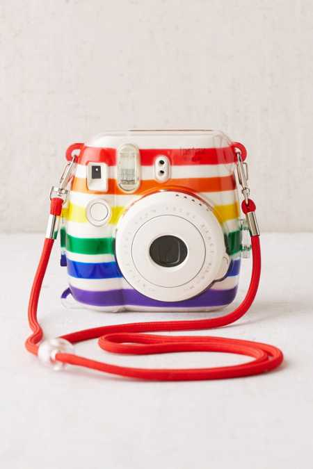 Fujifilm Instax Mini Rainbow Hard-Shell Camera Case