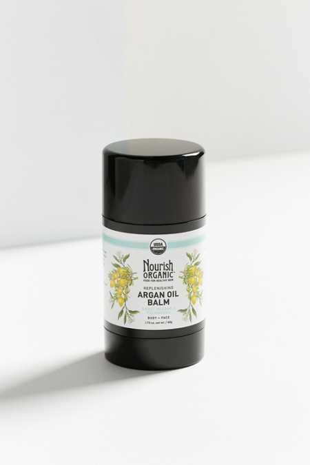 Nourish Organic Replenishing Argan Oil Balm