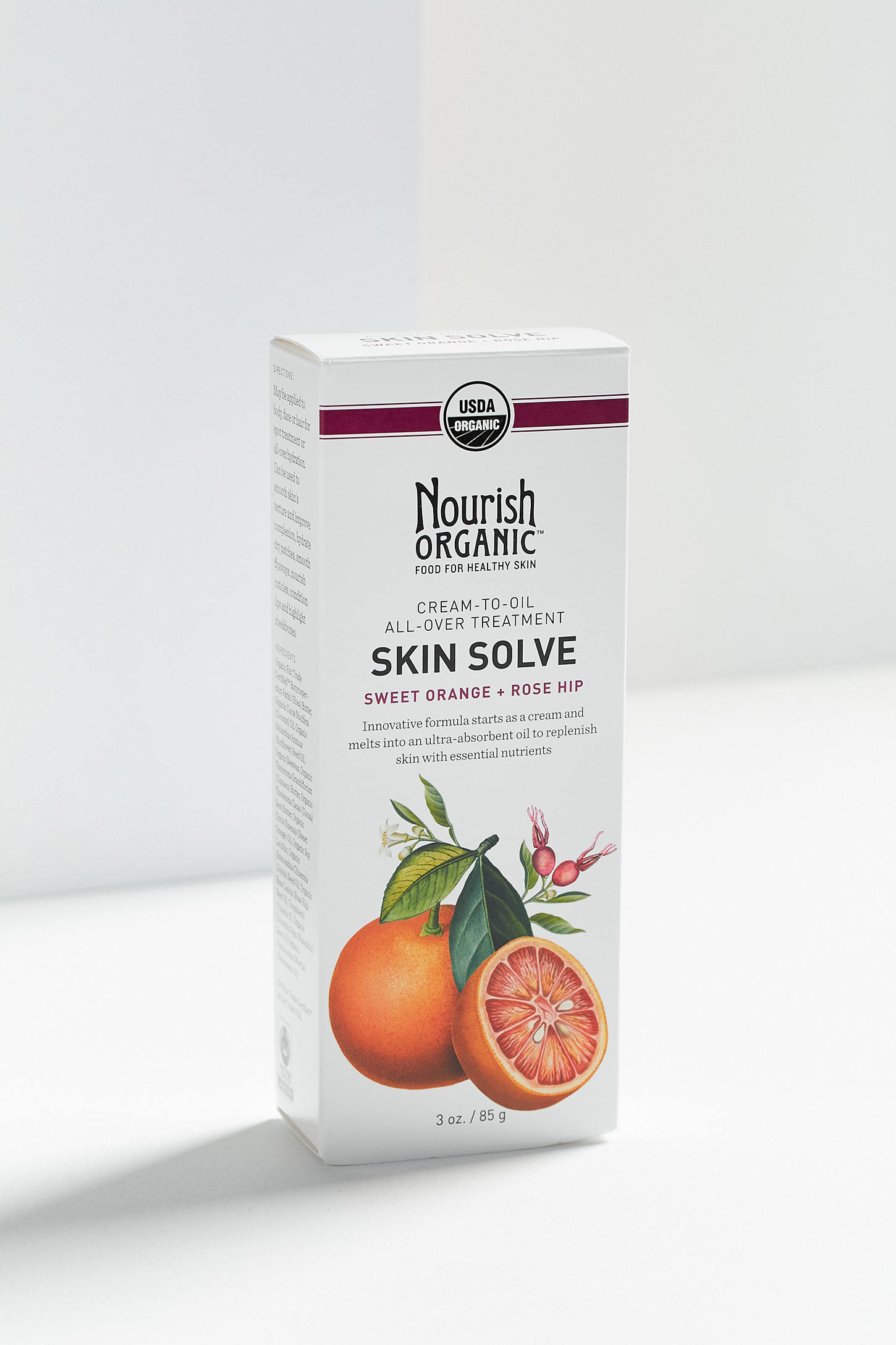 Slide View: 2: Nourish Organic Skin Solve