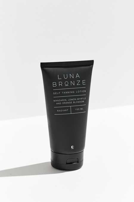 Luna Bronze Radiant Self-Tanning Lotion