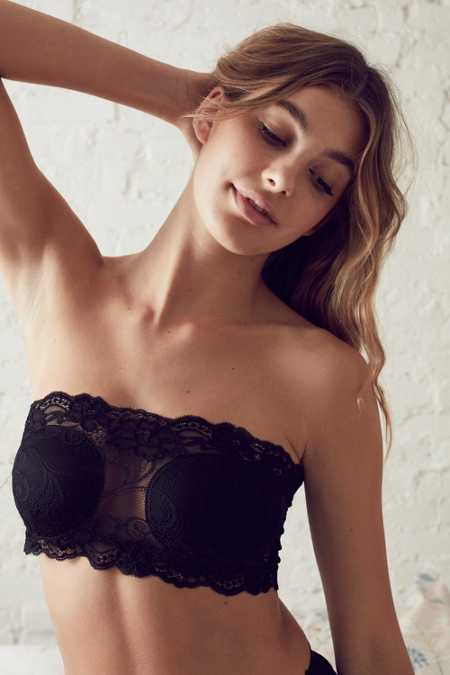 Out From Under Lilli Lace Bandeau Bra