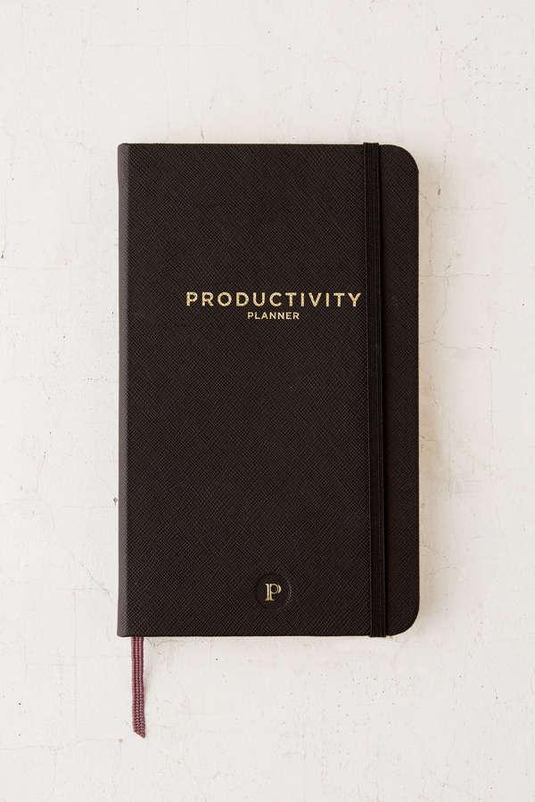 Productivity Plan Journal