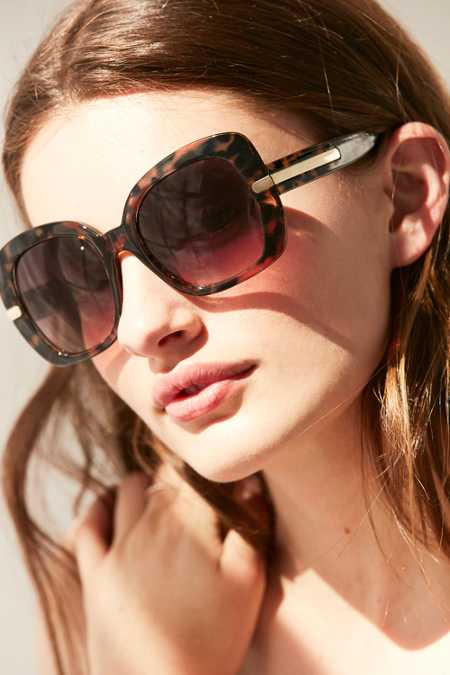 Bohemian Square Sunglasses
