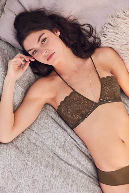 Out From Under Daria Lace Bandeau Bra