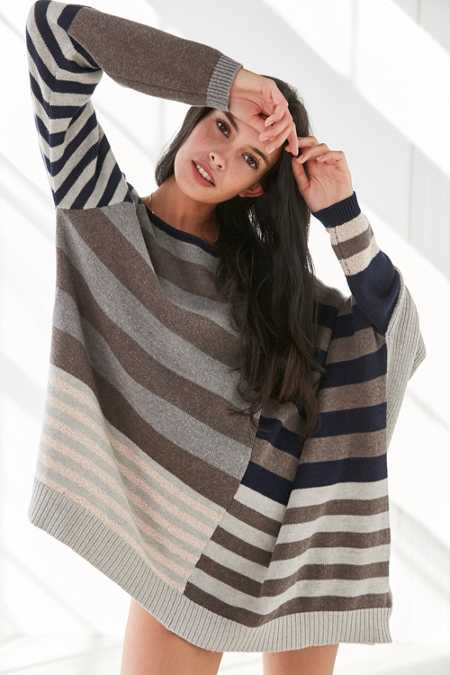 Silence + Noise Taylor Dolman Pullover Sweater