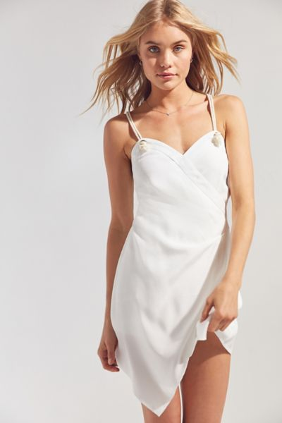 MINKPINK Desert Wanderer Wrap Dress