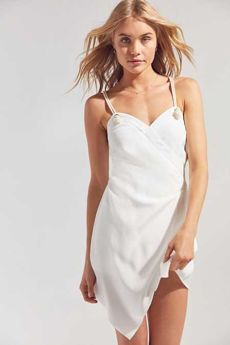 MINKPINK Desert Wanderer Wrap Dress