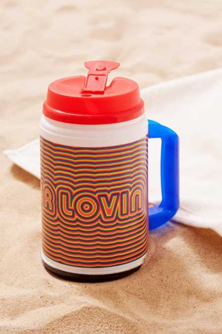 Summer Lovin' Giant Travel Mug