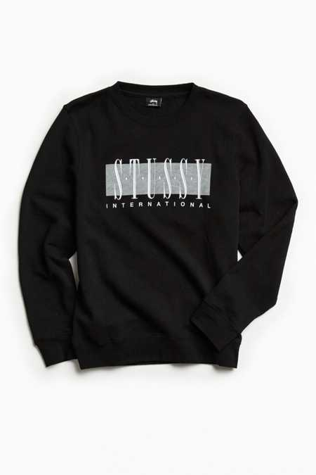 Stussy International Crew Neck Sweatshirt