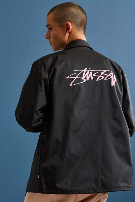 Stussy Summer Coach Jacket