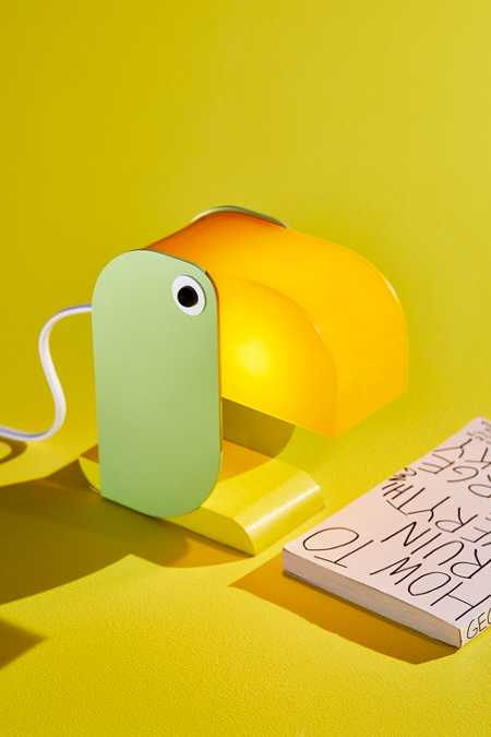 Toucan Desk Lamp