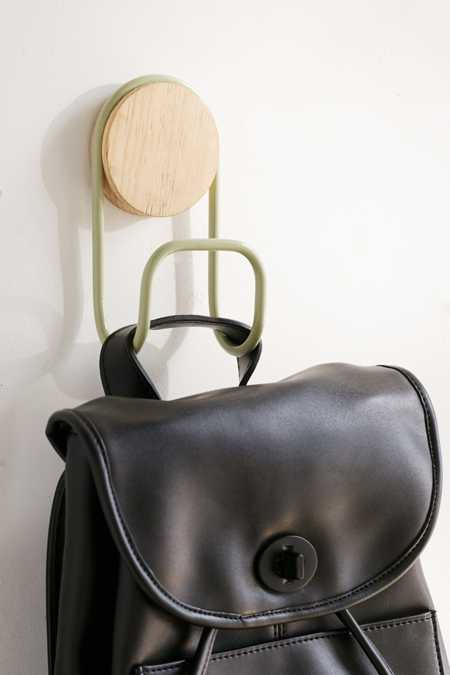Cooper Wood Wall Hook