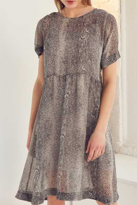 Just Female Morsey Oversized Midi Dress