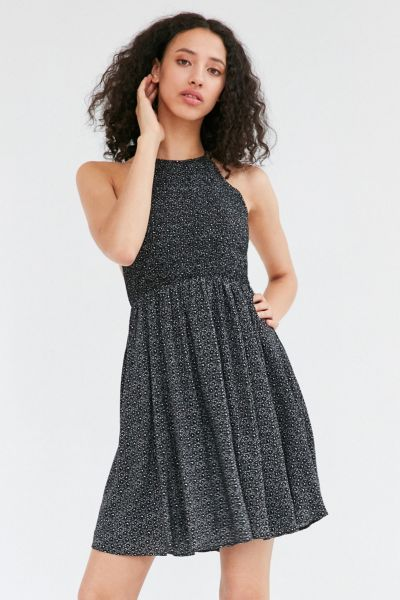 Blue dress urban outfitters #90