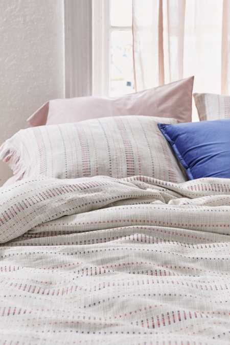 Stripe The Dot Duvet Cover