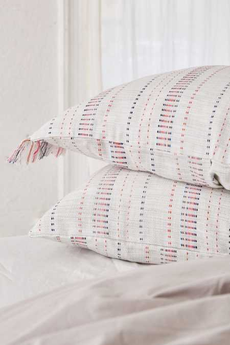Stripe The Dot Sham Set