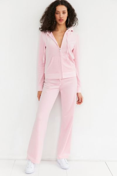 Juicy Couture For UO Mar Vista Track Pant - Rose M at Urban Outfitters