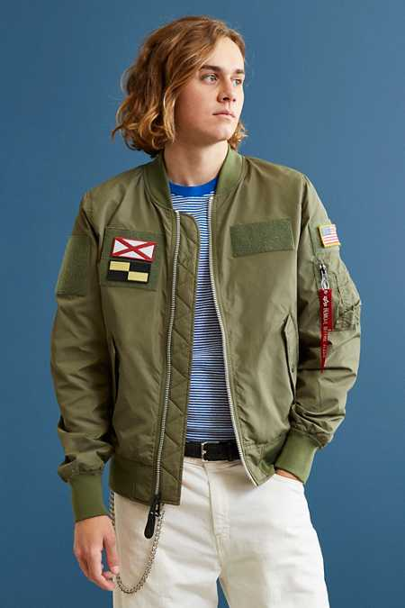 Bomber Jackets for Men | Urban Outfitters