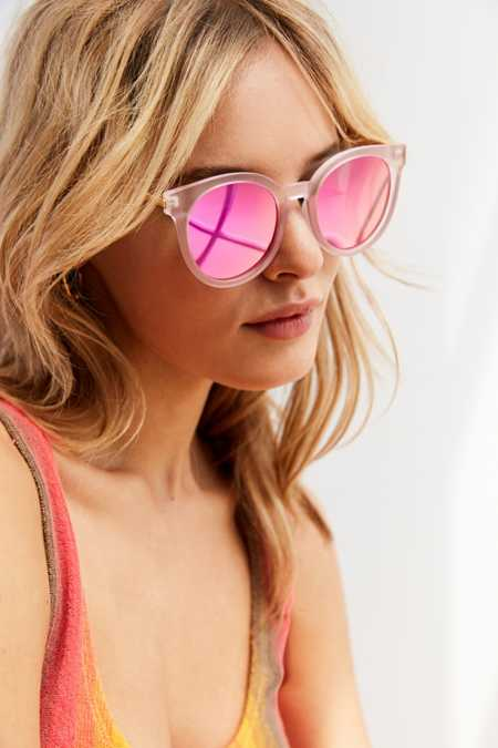 Eternity Round Sunglasses