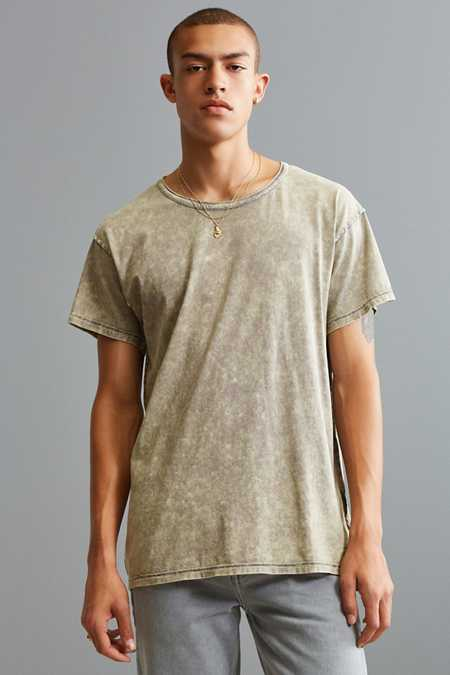 Franklin Washed Wide Neck Tee
