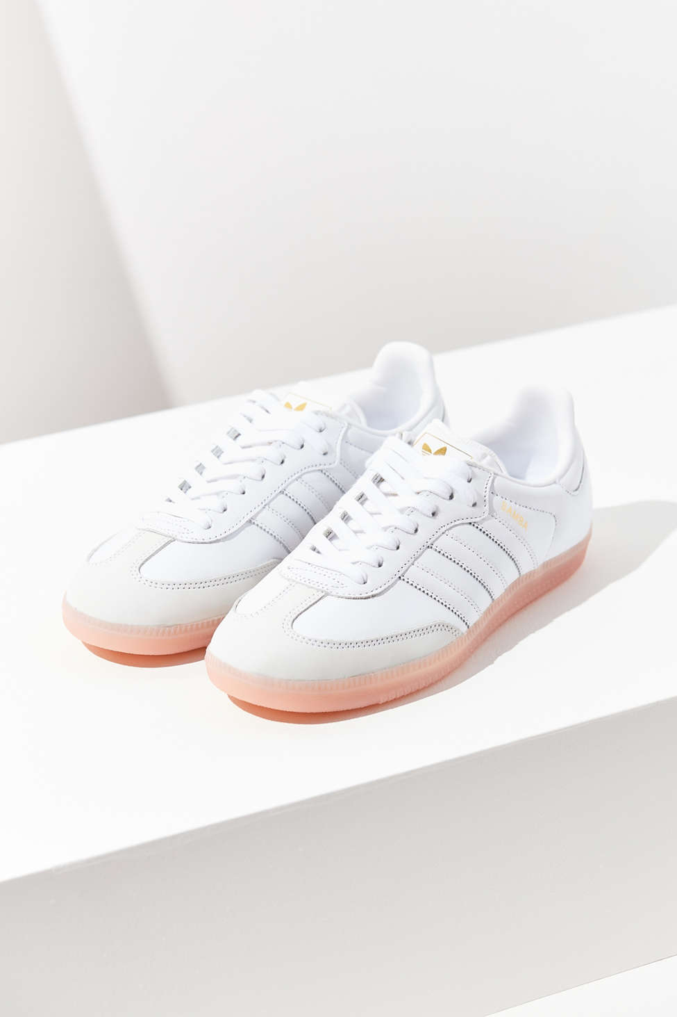 adidas originals samba rosa sole sneaker urban outfitters