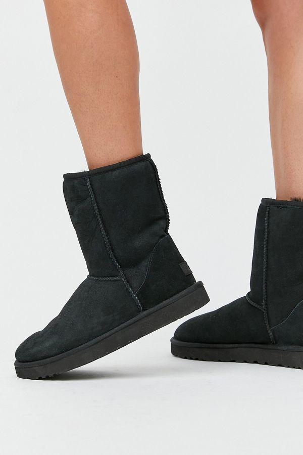 ugg boots Classic short grå