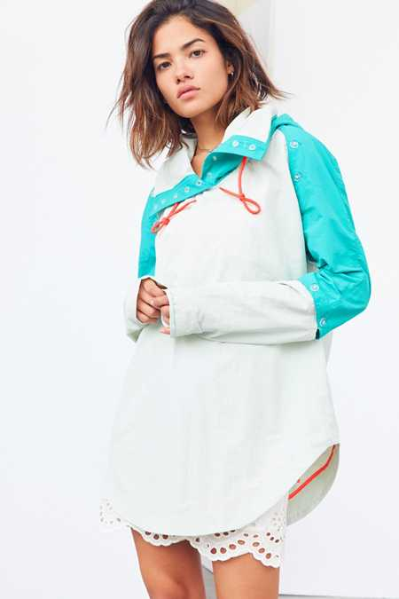 Without Walls Tristan Twofer Poncho Jacket