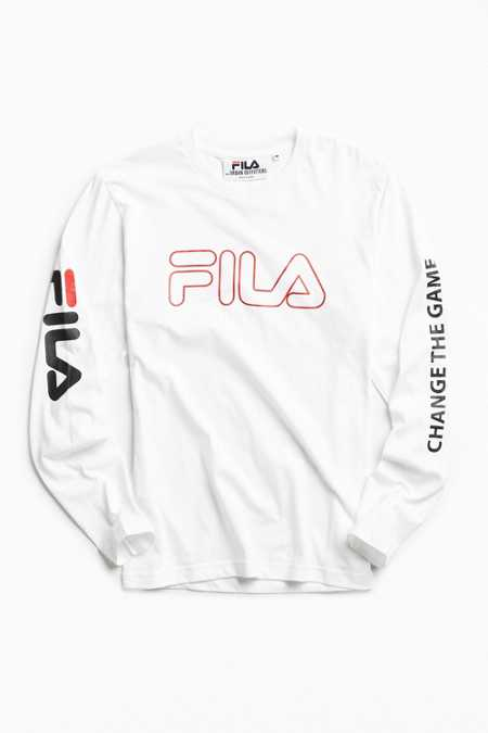 FILA Change The Game Long Sleeve Tee