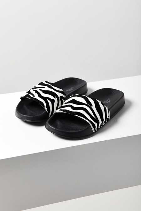Zebra Print Pool Slide