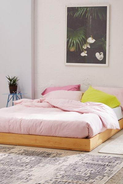 Samson Platform Bed Urban Outfitters