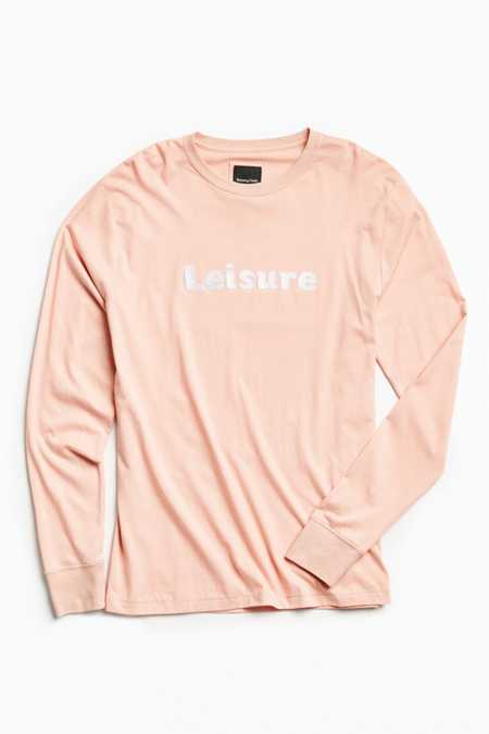 Barney Cools Leisure Long Sleeve Tee