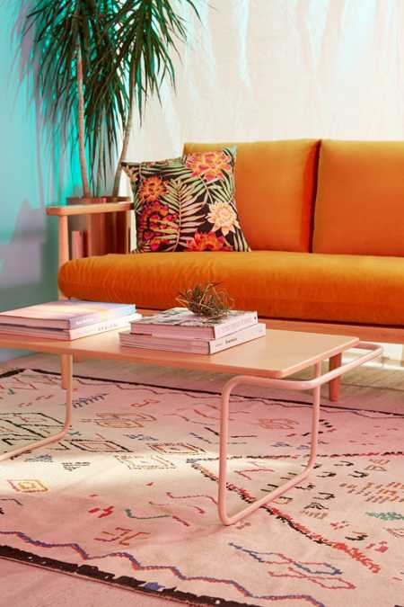 Carlton Wooden Coffee Table