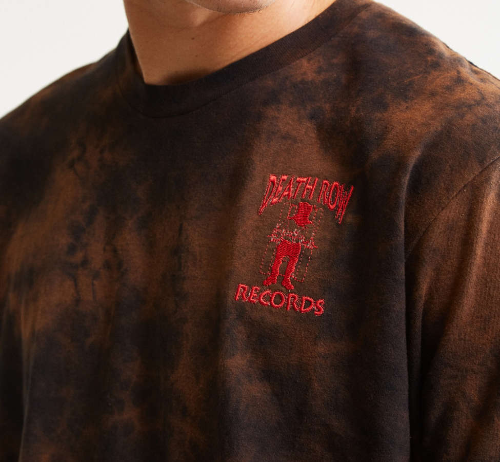 Slide View: 2: Death Row Records Embroidered Tee