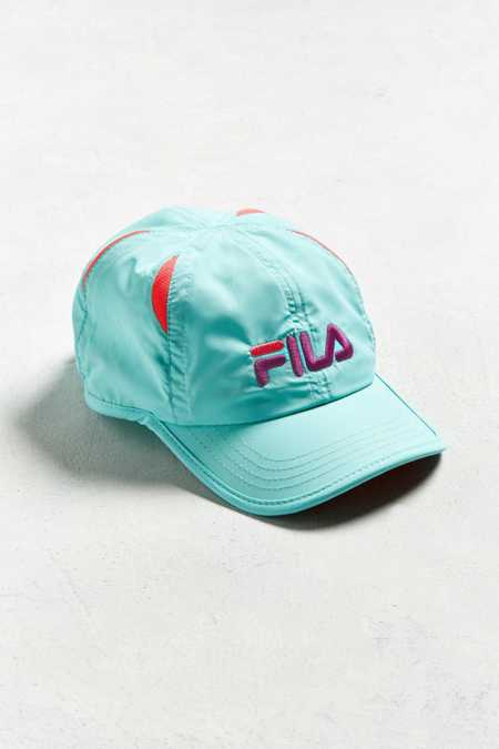 FILA Mesh Panel Baseball Hat
