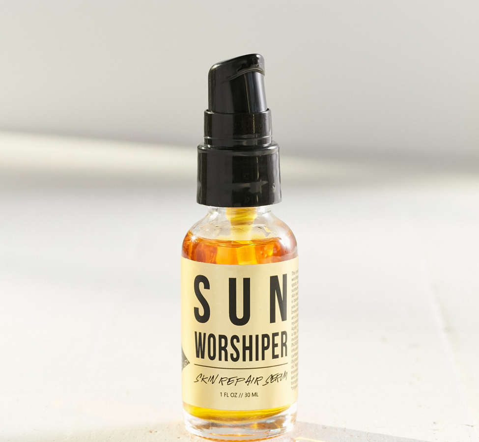Slide View: 1: URB Apothecary Sun Worshiper Repair Serum