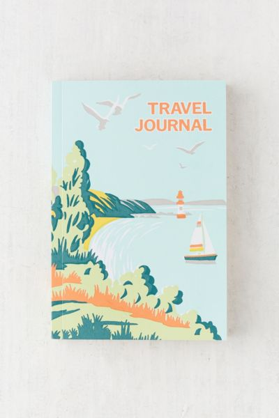 Sukie Coastal Getaway Travel Journal - Multi One Size at Urban Outfitters