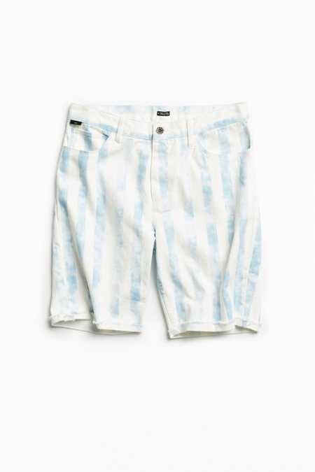 BDG Striped Cutoff Denim Short