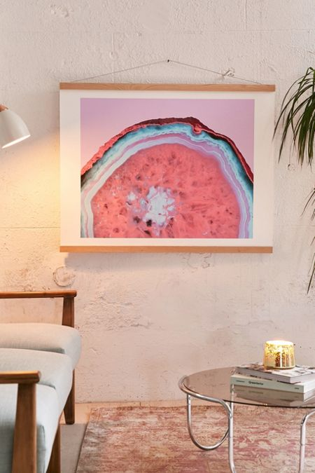 Pink - Wall Decals + Art Prints | Urban Outfitters