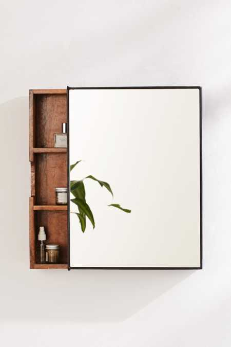 Wall Mirror With Shelf wall mirrors + full length mirrors | urban outfitters